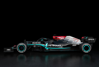 Formule 1 2021: Mercedes-AMG Petronas W12 E Performance #1