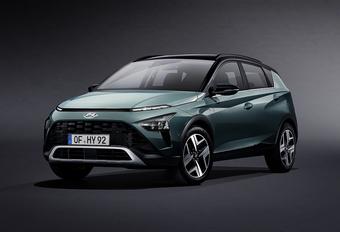 Hyundai Bayon : spécialement pour l'Europe #1