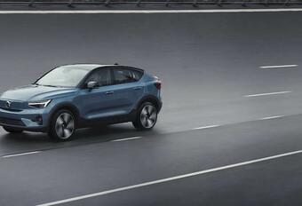 Volvo: minder berlines en breaks, meer SUV's #1