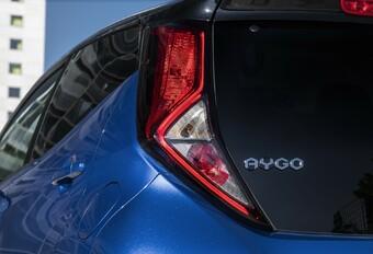 Toyota Aygo : une remplaçante sans électricité #1