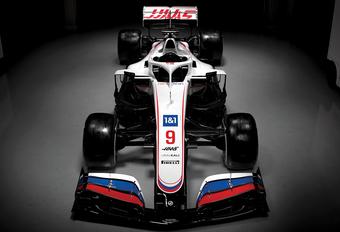 Formule 1 2021: Haas VF-21 #1