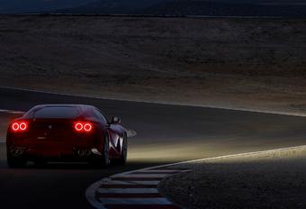 TDF of GTO, Ferrari 812 gaat Superfaster #1
