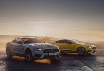 Geen Ecoboost meer, Ford Mustang nog enkel met V8 #1