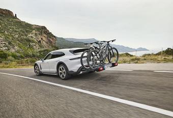 Officieel: Porsche Taycan Cross Turismo #1