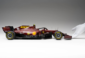 Dit Ferrari SF1000-schaalmodel kost meer dan 8.000 euro #1