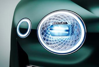 Opgelet, clickbait: Bentley komt met compact instapmodel #1