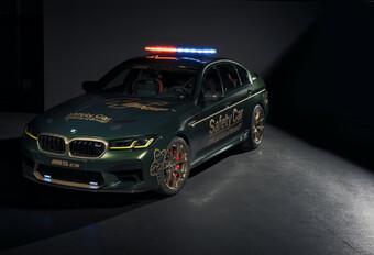 Wat wringt er aan de MotoGP Safety Cars van BMW M?  #1