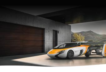 AeroMobil: vliegende auto voor 2023 #1