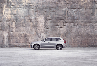 Facelift voor de Volvo XC60, update voor de S90 en de V90 #1