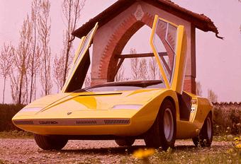 De Lamborghini Countach is al 50 jaar oud #1
