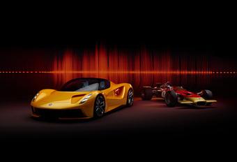 Lotus Evija klinkt als de Type 49, maar dan anders #1