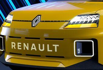 Renault a redessiné son losange #1