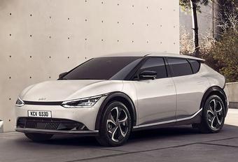 L'EV6 électrique est la Hyundai Ioniq 5 de Kia #1