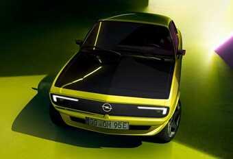 Opel Manta GSe ElektroMOD: nostalgisch elektrisch - update #1