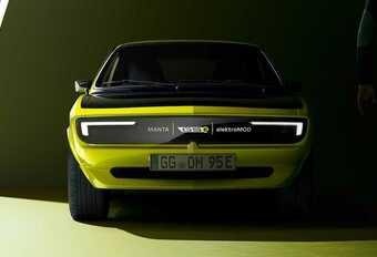Opel GSe : label sportif pour les Opel électriques ? #1