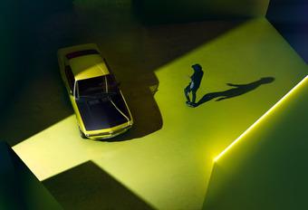 Opel Manta GSe ElektroMOD is een groene Manta anno 2021 #1