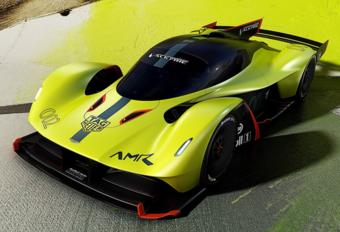 Aston Martin gardera des moteurs thermiques pour la piste #1