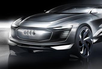 Audi bevestigt komst Q6 E-Tron op basis van elektrische Macan #1