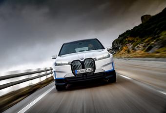 BMW iX : tous les détails et les prix #1