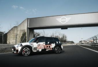 Circuit Zolder kiest voor Mini Clubman JCW als Safety Car #1