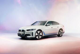 BMW i4 : voici la version de série #1