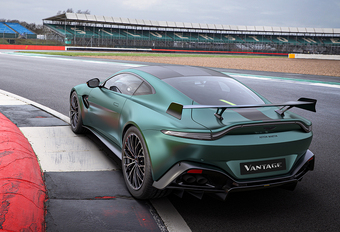 Aston Martin Vantage sneller als F1 Edition #1