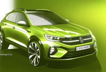 Volkswagen Taigo, le crossover venu d'Amérique du Sud #1