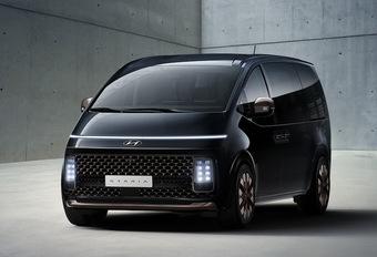 Hyundai Staria, le van stylé #1