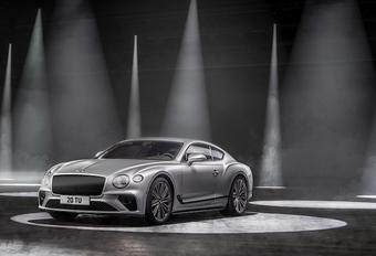 Bentley Continental GT W12 Speed maakt zijn naam helemaal waar #1