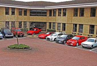 Mitsubishi UK doet zijn begeerlijke Heritage Fleet van de hand #1