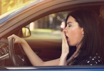 Pour bien conduire, il faut bien dormir #1