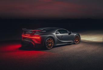 Bugatti sous la tutelle de Porsche #1