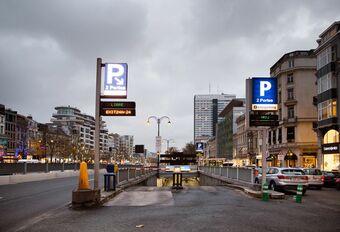 Parking Brussel: verzet tegen voorontwerp van ordonnantie #1