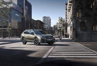 Subaru Outback: nieuwe generatie komt eindelijk naar België #1
