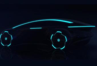 Volkswagen toont kleine ID.2 en grote Trinity #1