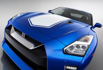 Nissan GT-R krijgt hybride kracht #1