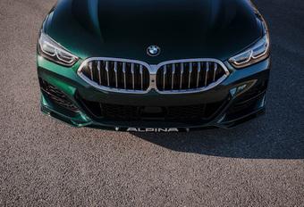 Alpina B8 Gran Coupé maakt de BMW M8 overbodig #1