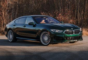 Alpina B8, une BMW M8 Gran Coupé en toute élégance #1