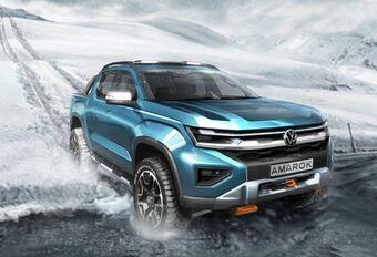 Volkswagen annonce les prochains Multivan et Amarok #1