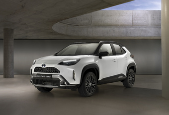 Toyota Yaris Cross Adventure, nouvelle mouture #1
