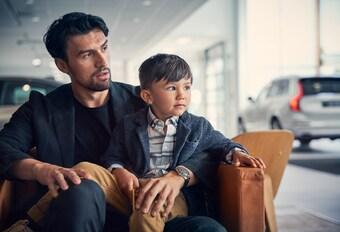 Volvo Family Bond: 6 maanden ouderschapsverlof #1