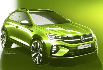 Volkswagen stuurt Nivus naar Europa als VW Taigo #1