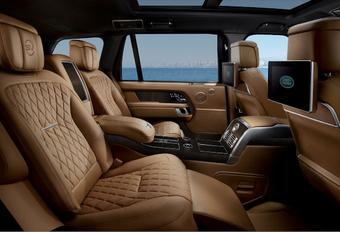 Range Rover Ultimate: uitzwaaimodel voor de L405? #1