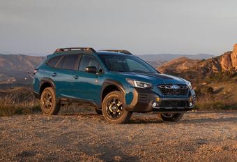 Subaru Outback nog ruiger als Wilderness #1