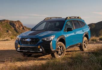 Subaru Outback Wilderness snakt naar avontuur #1