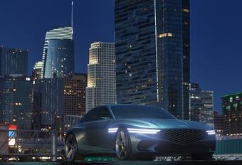 Genesis X Concept is het SUV-tegengif #1