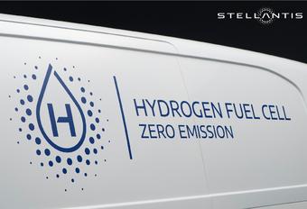 Stellantis : des utilitaires légers à l'hydrogène #1