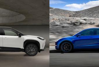 Tesla et Toyota associés pour un petit SUV électrique #1