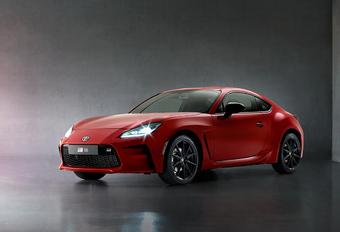 Nieuwe Toyota GR86 met meer power #1
