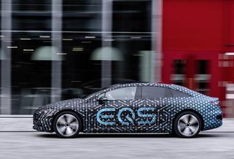 Mercedes EQS: alle versies en cijfers! #1